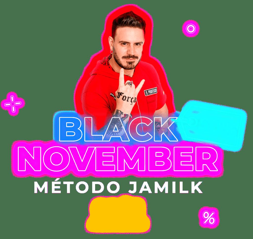 black november metodo